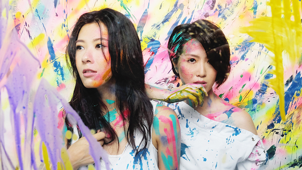 <strong>Robynn&Kendy新MV 疯狂发泄《Shout n'Cry》</strong>